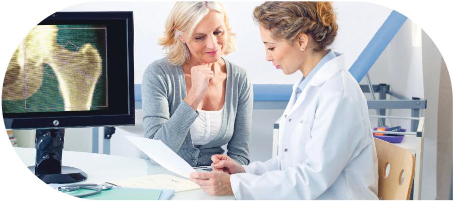 Prevenzione e cura dell'osteoporosi